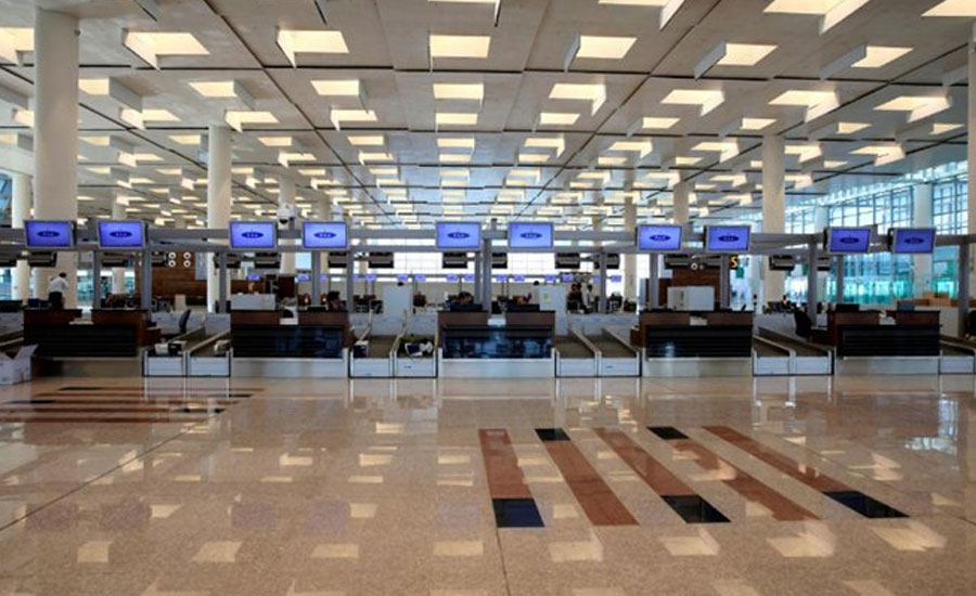 CAA bans use of mobile phones at airport's apron, lounges