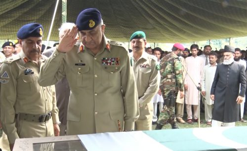 Babusar Top, tragedy, funeral, soldiers, Chaklala, Garrison