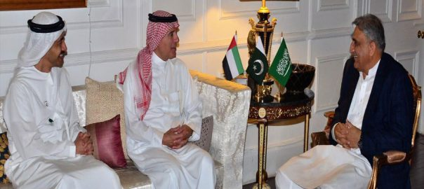Saudi Saudi Arabia UAE Foreign ministers FMs COAS Gen Qamar Javed Bajwa India IoK Indian occupied kashmir chief of army staff