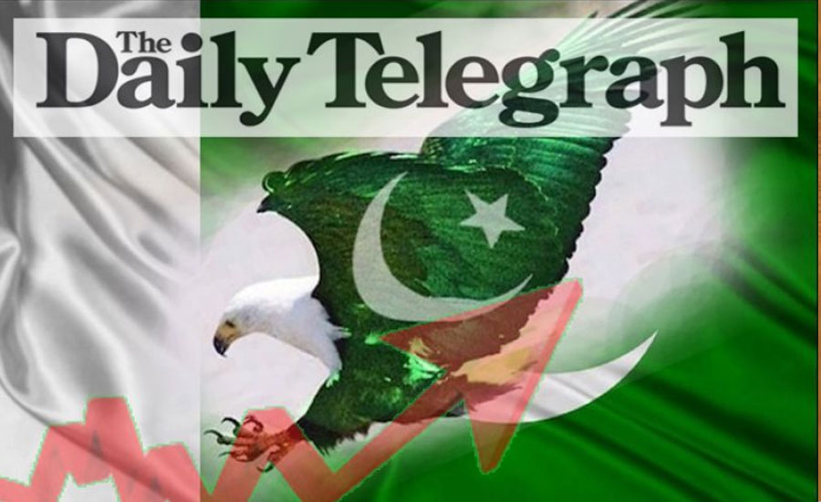 Daily Telegraph Pakistan is leading Welfare state welfare state policy World can learn innovation 'The Daily Telegraph