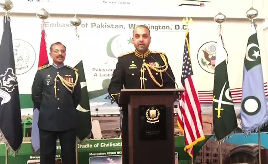 Defence Day ceremony held at Pakistani Embassy in US