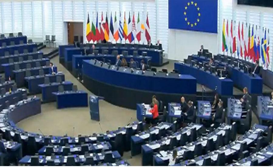 EU EU parliament curfew communication blackout EU Minister Tytti Tuppurainen Federica Mogherini