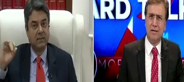 Farogh Naseem Farogh Governor Rule emergency federal capital hard Talk 92 news