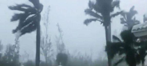 Hurricane Dorian Florida Bahamas