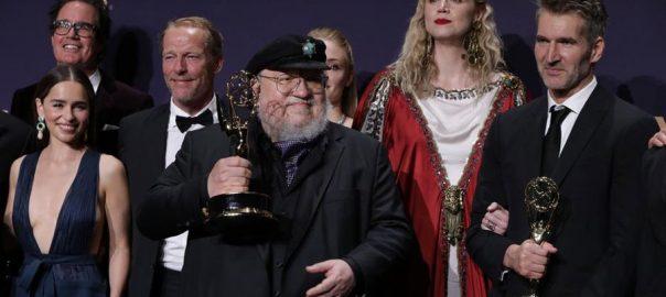 Game of Thrones Fleabag Emmy night of upset
