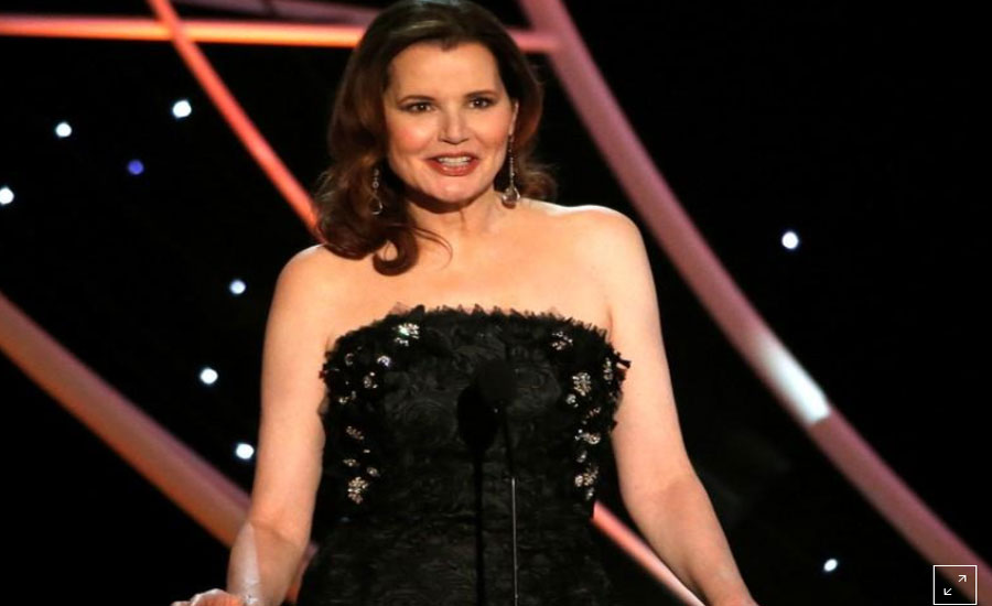 Hollywood gender Davis Geena Davis gender imbalance an embarrassment