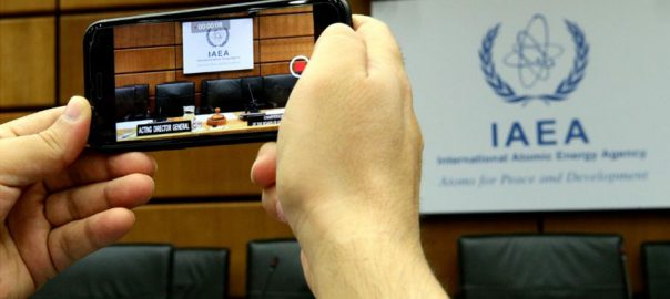 IAEA Uranium UN watchdog atomic warehouses diplomats uranium traces