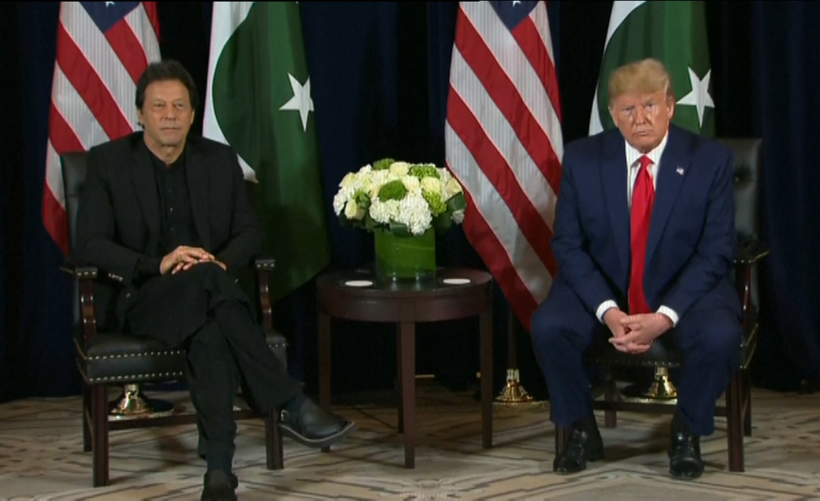 US President Donald Trump once again offers mediation on Kashmir dispute