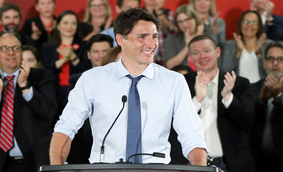 PM Justin Trudeau calls Canadian general election for 21 October