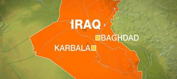 Karbala-blast