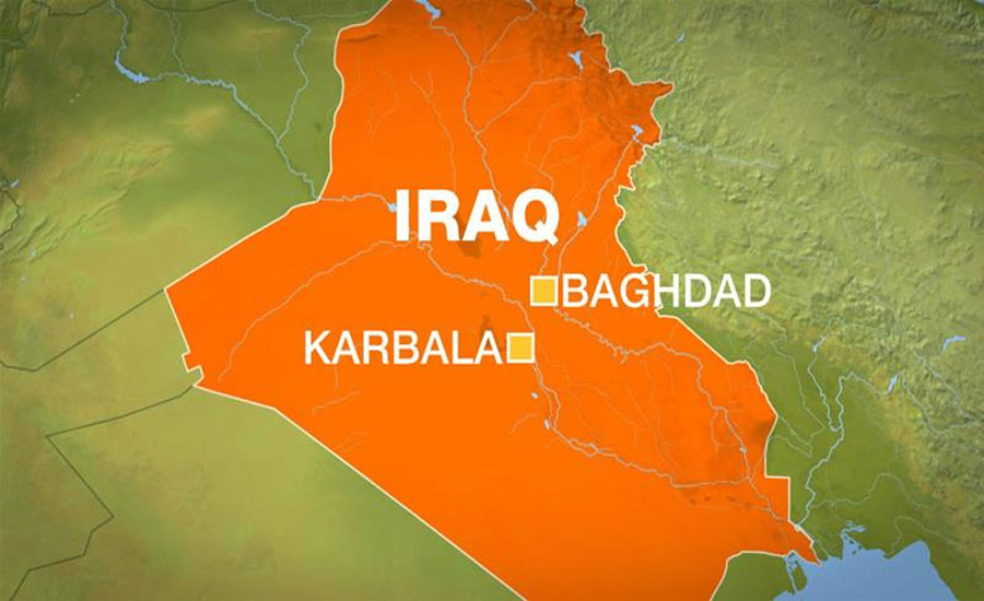 At least 12 killed after bomb planted on bus explodes outside Karbala