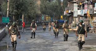 Lockdown Indian Occupied Kahsmir IoK Kashmir occupied kashmir curfew enters 42th day