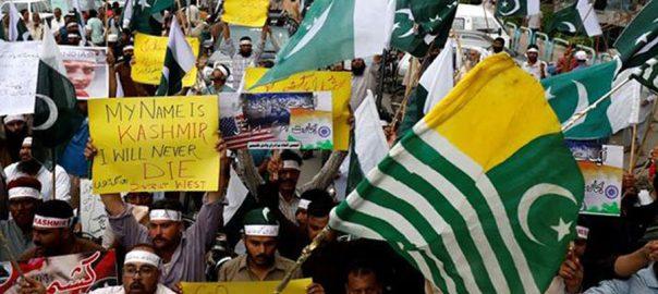 Black Day Kashmir solidarity Indian Occupied Kashmir IoK Jammu Region