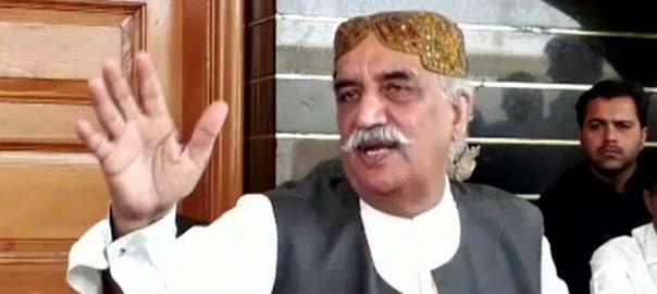 Khursheed Khursheed Shah NAB corruption anti corruption assets worth of billion rupees