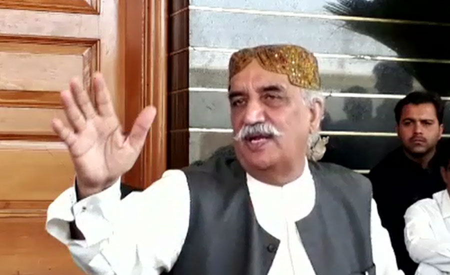 Khursheed Khursheed Shah NAB corruption anti corruption assets worth of billion rupees