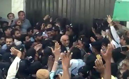 PPP leader, Khurshid Shah, remanded, NAB custody, eight days
