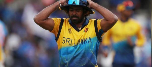 Malinga, four, wickets, four, balls, second, time, career