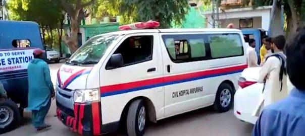 Mirpur-Khas-ambulance