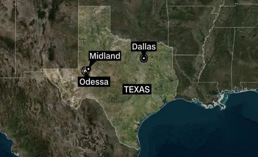 Five killed, including shooter, around 21 wounded in Texas shooting - police, media