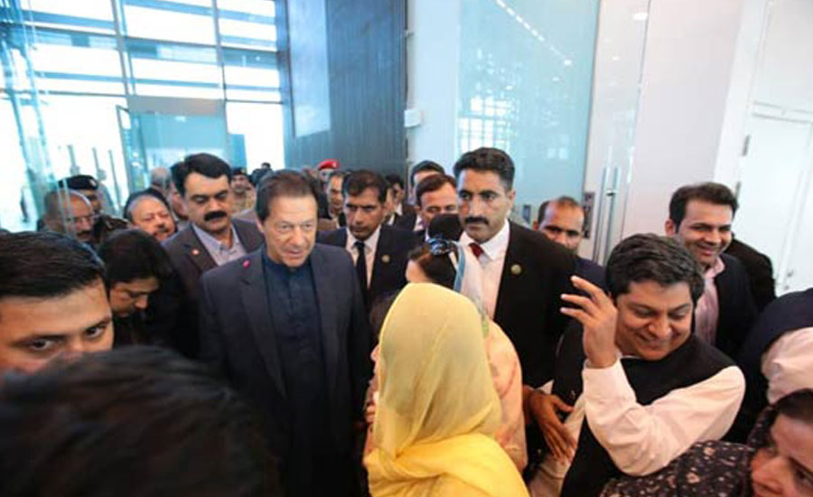PM accorded outstanding reception after his successful US visit