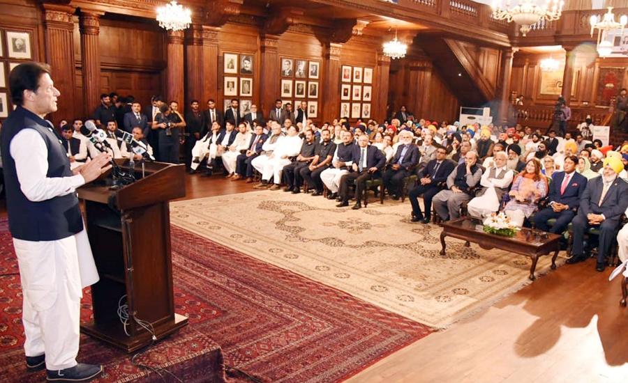 PM Imran Khan announces multiple-entry visas to Sikhs visiting Pakistan