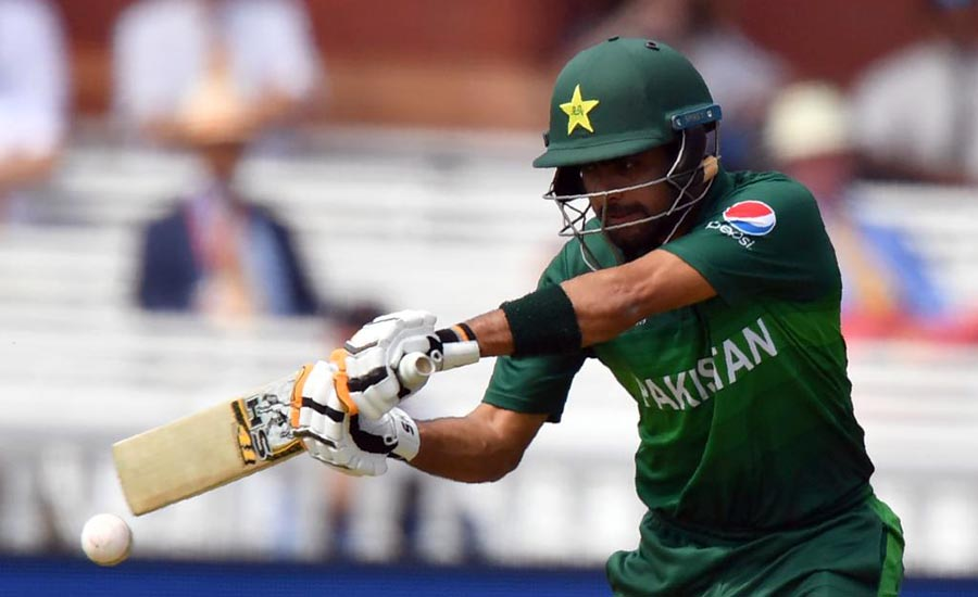 Pakistan set Sri Lanka target of 306 to win in first ODI