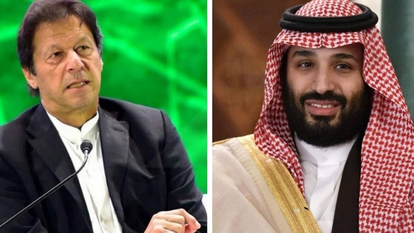 PM, Saudi crown prince again discuss Kashmir issue