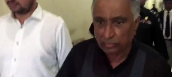 second wife Liaquat QaimKhani house raids NAB raids KMC DG parks