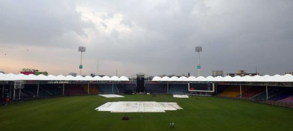 Rain, abandons, first, ODI between Pakistan and Sri Lanka