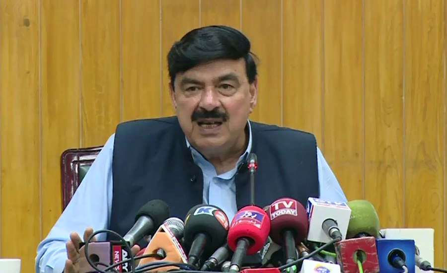 Some minor changes possible in Centre, Punjab in Oct: Sheikh Rasheed