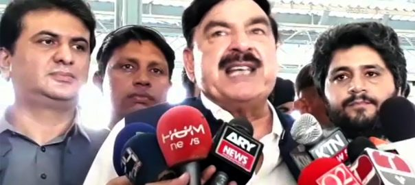 Pak Army, nation, know well, how, defend, borders, Sheikh Rasheed