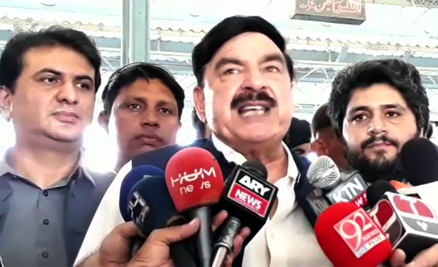 Pak Army, nation know well how to defend borders: Sheikh Rasheed