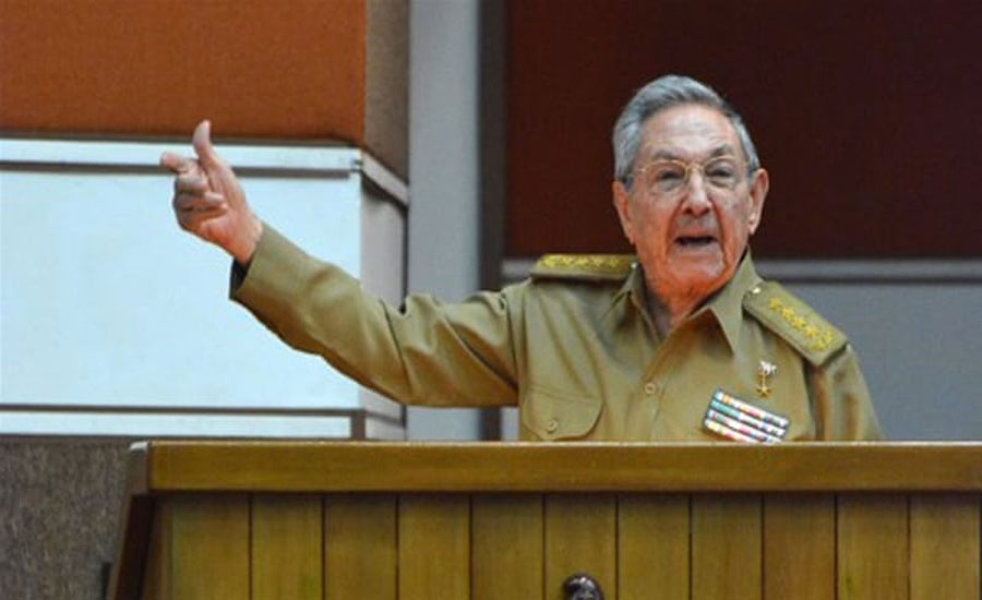 Cuba's Castro, family banned from entering US for supporting Venezuela's Maduro
