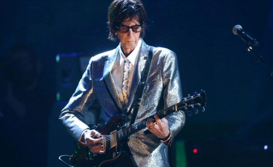 Ric Ocasek The Cars dies