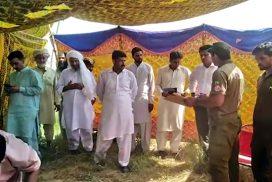 Death in police custody, Salahuddin, autopsy, re-conducted, exhumation