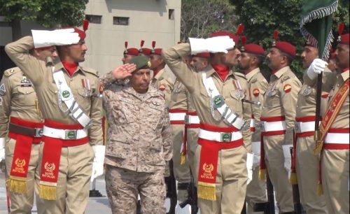 Royal Saudi Land Forces, Lt Gen Fahad Bin, Commander, COAS, Qamar, Bajwa