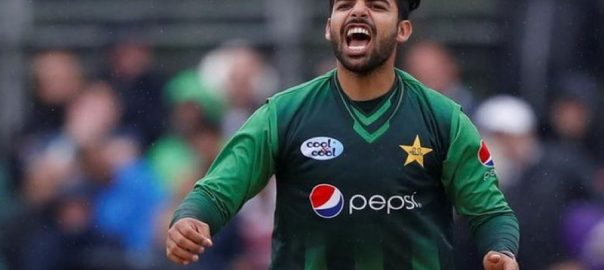 Shadab Khan Pakistan Sri Lanka ODI 2nd ODI ICC PCB