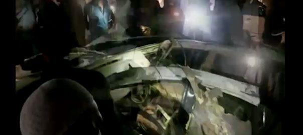 Shakkar-Paryan-accident