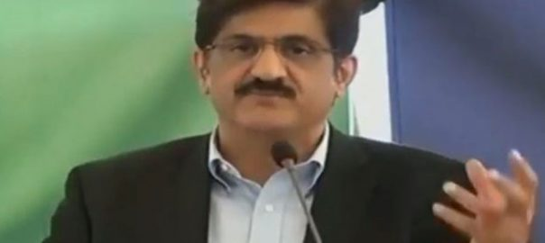 mourners SIndh CM Sindh Chief minister Murad ali shah foolproof security Youm-e-Ashur Karachi main procession