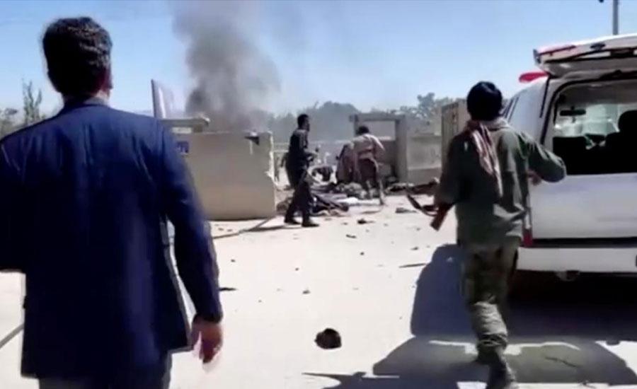 Taliban president Ashraf ghani Afghanistan suicide bombers