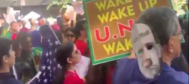 UN-protest-Modi