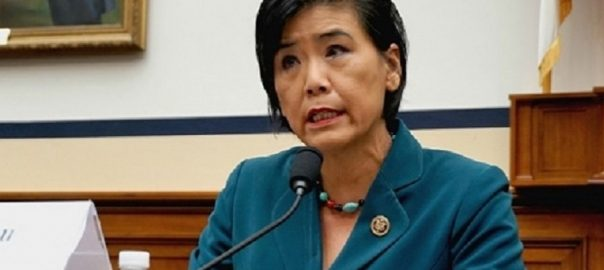 US Congresswoman Judy Chu communication lockdown Indian Occupied Kashmir IoK Jaamu kashmir Donald Trump