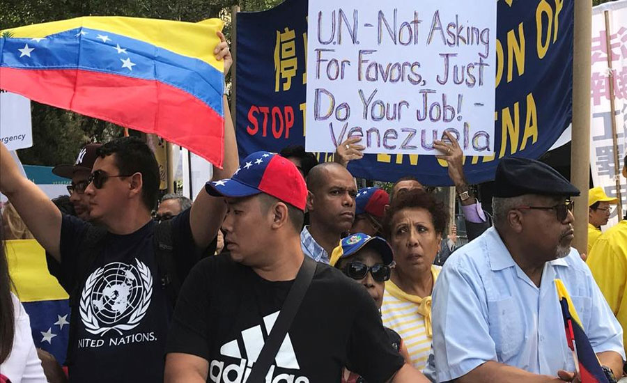 UN begins probe into killings, alleged torture in Venezuela