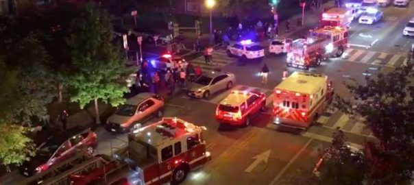 Washington Washington DC Washington shooting five injured one dead