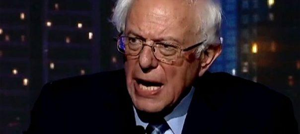 Bernie Sanders US presidential candidate ISNA Pm irman Khan IOK kashmir valley