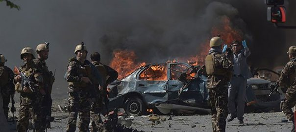 car bomb car bomb attack southern afghanistan 20 killed taliban