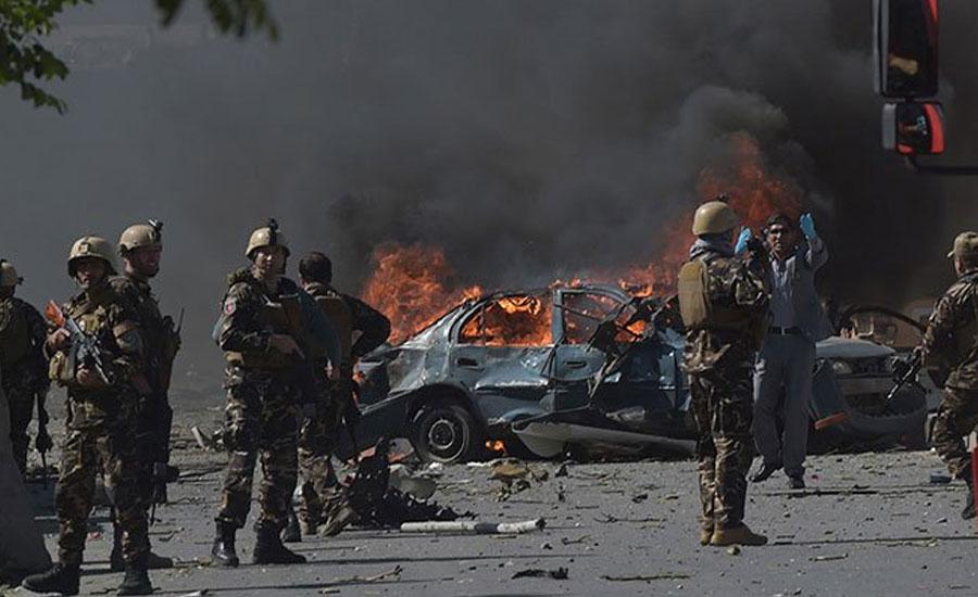 car bomb car bomb attack southern afghanistan 20 killed taliban