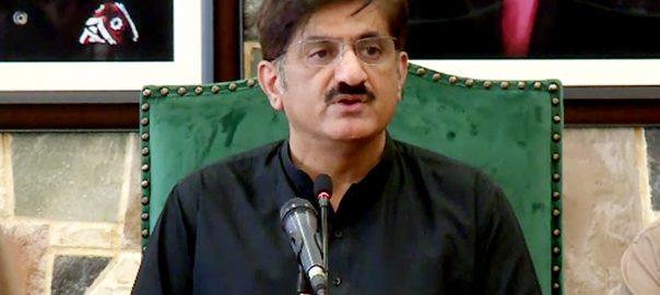 Sindh Sindh CM Sindh Cheif Minister Murad ali shah NAB Summons National Accountability Bureau