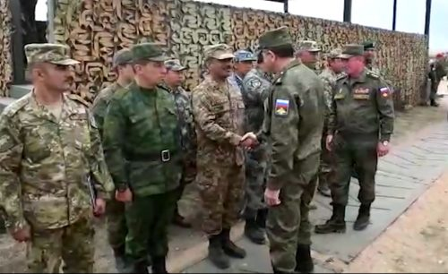 Multinational, military, exercise, SCO, starts, Russia, ISPR