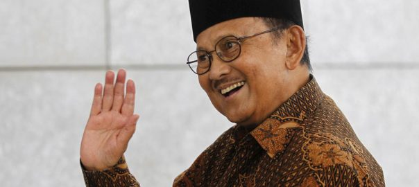 indonesia,president,democracy,habibie,technology,scientist